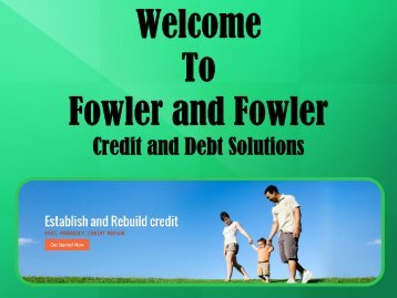 Hire Legal Credit Repair Services