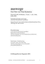 auswege - Verein Autonome Österreichische Frauenhäuser.