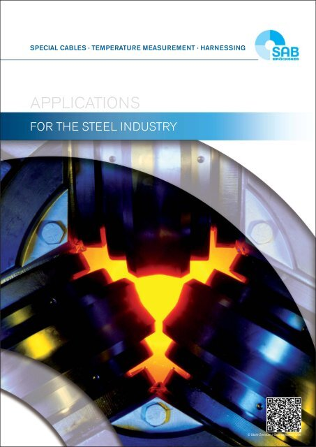 Applications for the steel industry