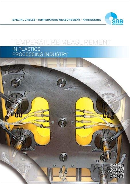 Temperature Measurement in plastics processing industry
