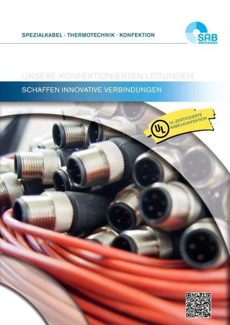 Konfektionierte Leitungen