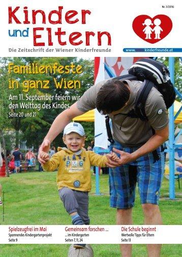 Kinder und Eltern 3/2016