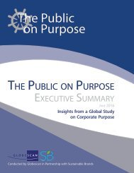 The Public Purpose