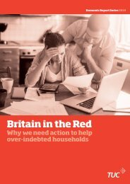 Britain in the Red