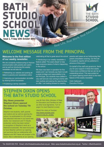 BSS News_October Issue 1
