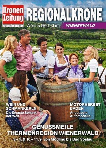 Regionalkrone Wienerwald 2016-08-23