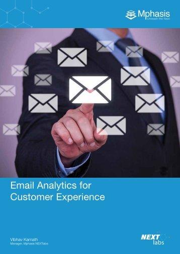 Email Analytics for Customer Experience