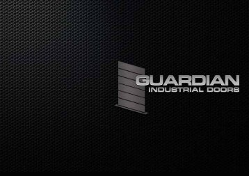 Guardian Industrial Doors Products Overview