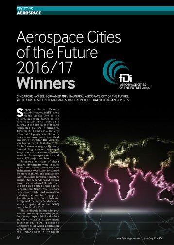 Future 2016/17 Winners