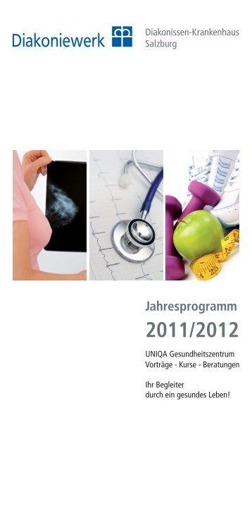 Jahresprogramm 2011/2012 - networx.at