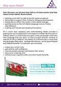 Learn WELSH Dysgu CYMRAEG - Page 4