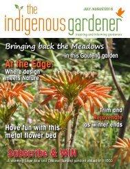 july august 2016 digital mag - The Minimalist Gardener Low Impact No Dig Growing Patrick Whitefield