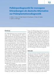 12 - Zentrum für Humangenetik - Regensburg