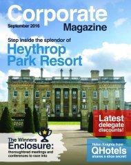 Corporate Magazine | September 2016