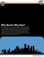 Why Boston Why Now?
