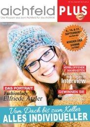 Aichfeld Plus September 2016