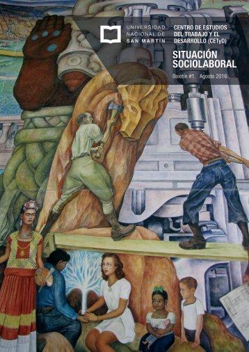 SITUACIÓN SOCIOLABORAL