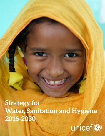 Strategy for Water Sanitation and Hygiene 2016-2030
