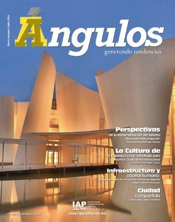 Revista Ángulos edición 7