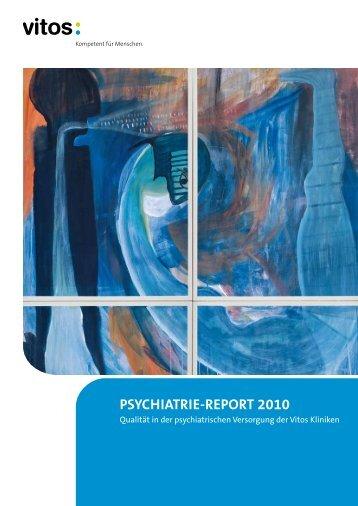 PSYCHIATRIE-REPORT 2010 - Vitos GmbH