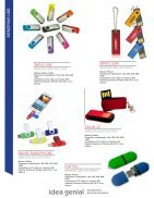 Idea Genial Catalogo Memorias USB - Page 6