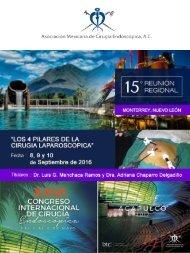 OCA Hospital 8 9 Y 10 de septiembre de 2016 Monterrey Nuevo León