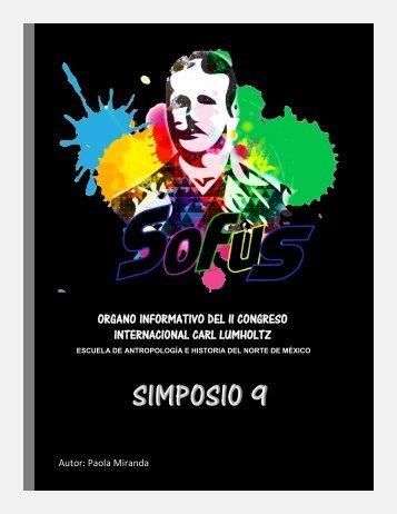 Simposio 9 Interdisciplina en la arqueología mexicana