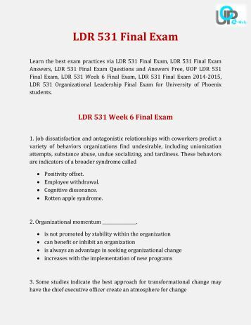 hrm 531 final exam new 2014 Hrm 531 final exam  the ultimate goal in the new world of career management is  previous post iscom 305 final exam next post hcp 220 final exam.