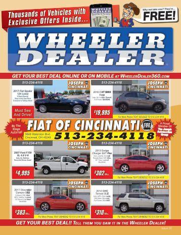 Wheeler Dealer Issue 35, 2016