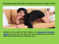Chandigarh Independent Escorts