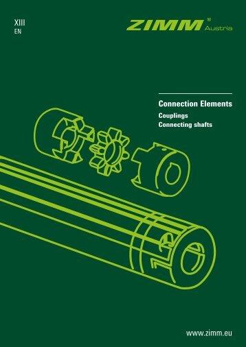 Connection Elements ZIMM | XIII - EN