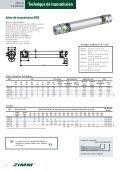 Technique de transmission ZIMM | XIII - FR - Page 6
