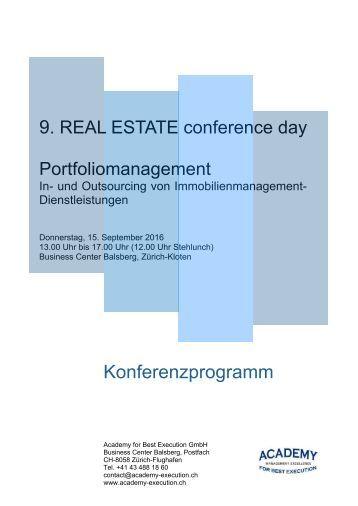 Programm Portfoliomanagement