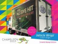 Complete Signage Solutions - Chameleon Print Group