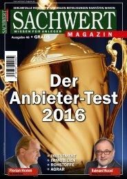Sachwert Magazin epaper Ausgabe 46