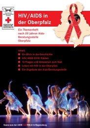 HIV/AIDS in der Oberpfalz - Psychosoziale AidsBeratungsstelle ...