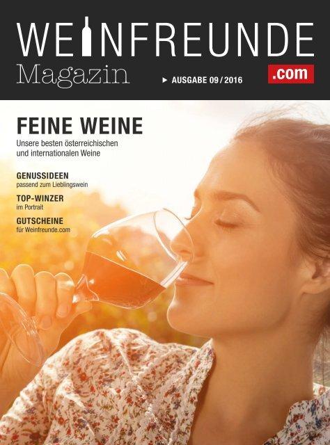 Weinfreunde.com Magazin 09/2016
