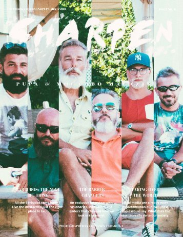 ISSUE NO 0 // BARBUDOS EXPERIENCE REVIEWED