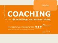 Coaching Magazin