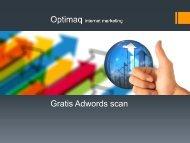 Google Adwords Scan