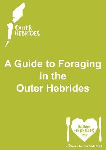AGuidetoForaging inthe OuterHebrides