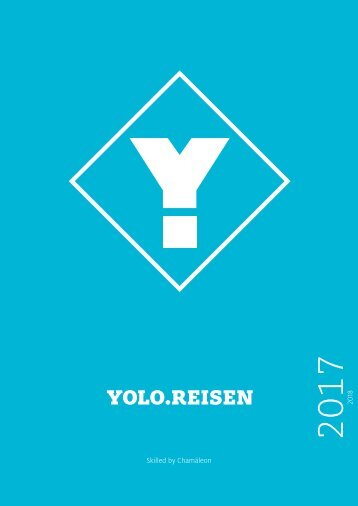 YOLO.Reisen Katalog 2017/18