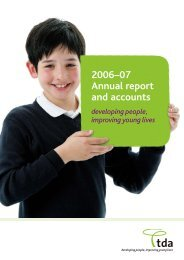 TDA Annual Report