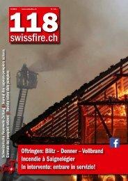 118 swissfire.ch 8/2016
