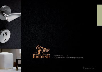 Brionne | Collection contemporaine