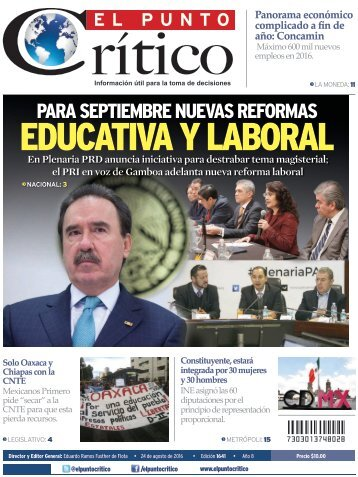 EDUCATIVA Y LABORAL