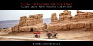 CHINA - RETRACING THE SILK ROAD