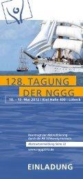 einladung - BVF Landesverband Schleswig-Holstein