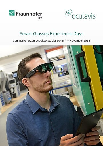 Smart Glasses Experience Days