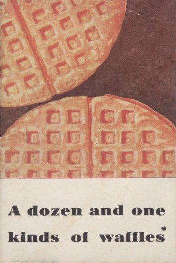 kinds of waffles